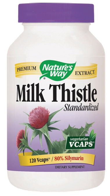 Milk Thistle 120 VGC