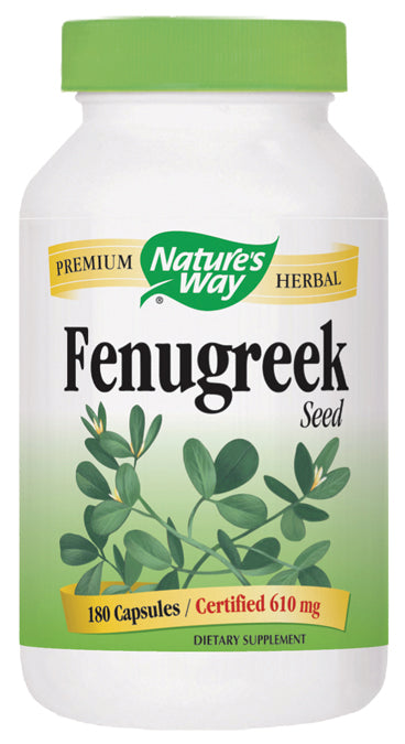Fenugreek Seed 180 CAP