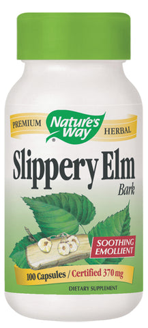 Slippery Elm Bark 100 CAP
