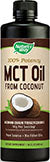 100% MCT Oil From Coconut 16 OZ