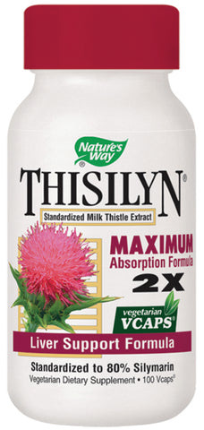 Thisilyn Milk Thistle 100 VGC