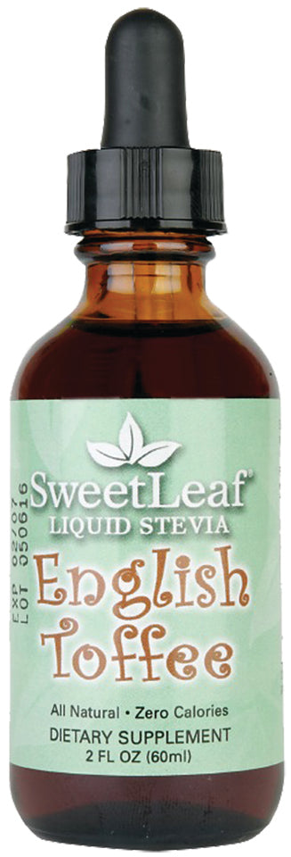 Stevia Clear Toffee 2 OZ