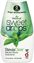 Sweet Drops Clear 1.7 OZ
