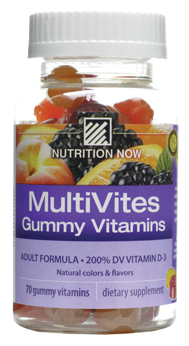 Multi Vitamin Gummy 70 CT