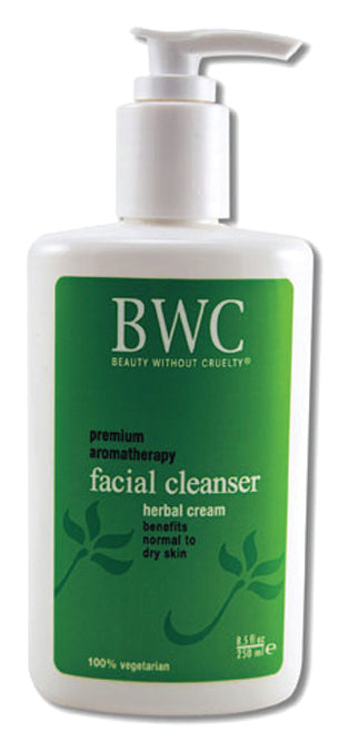Herbal Cream Facial Cleanser 8.5 OZ
