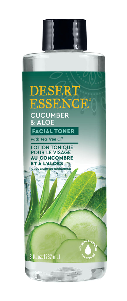 Cucumber Aloe Facial Toner 8 OZ