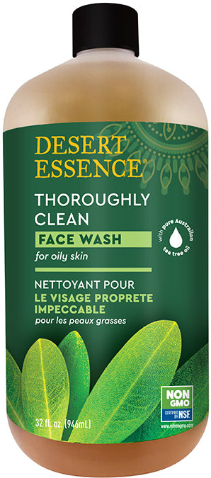Thoroughly Clean Face Wash Refill 32 OZ