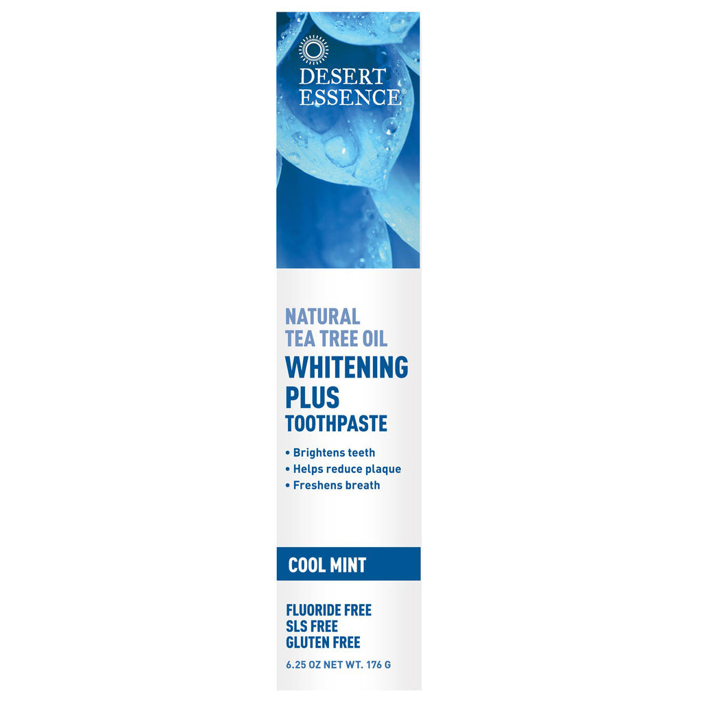 Tea Tree Toothpaste Whitening Plus 6.25 OZ