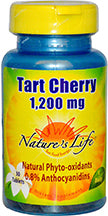 Tart Cherry 1200 mg 30 TAB