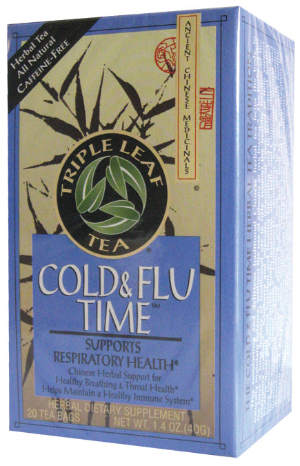 Cold & Flu Time Tea (no Ma Huang) 20 BAG