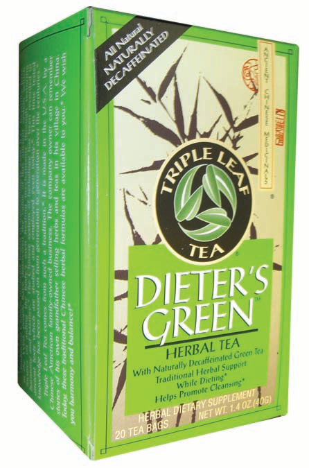 Diet Green Herbal Tea 20 BAG