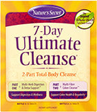 7 Day Ultimate Cleanse 2 PC