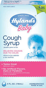 Baby Cough Syrup 4 OZ