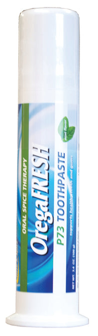 OregaFresh P73 Toothpaste 3.4 OZ
