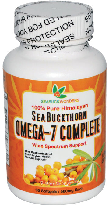 Omega 7 Complete w- Sea Buckthorn 60 SFG
