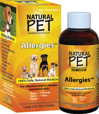 Dog Allergies 4 OZ