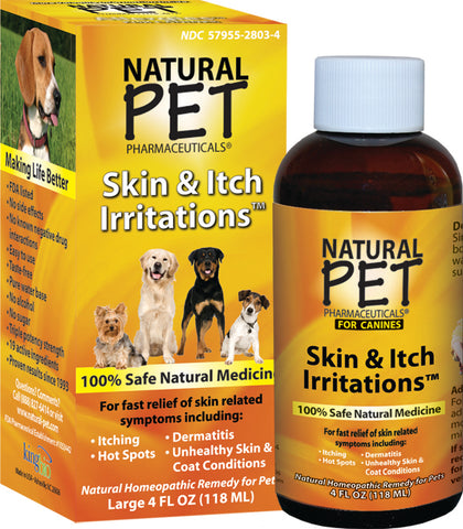 Dog Skin & Itch 4 OZ