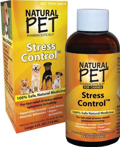Dog Anxiety & Stress 4 OZ
