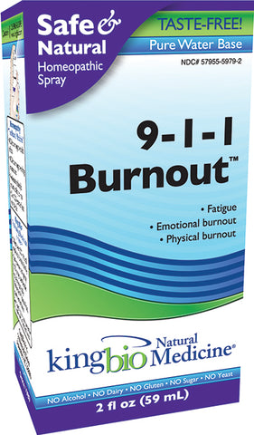 Adrenal Burnout 2 OZ