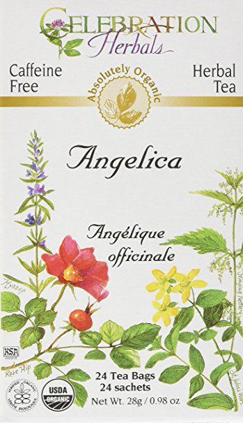 Angelica Root Organic 24 BAG