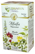 Alfalfa Peppermint Tea Organic 24 BAG
