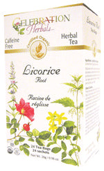 Licorice Root Tea Organic 24 BAG