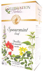 Spearmint Leaf Tea Organic 24 BAG
