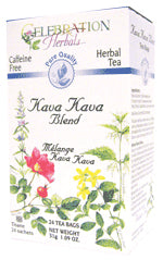 Kava Kava Blend Pure Quality 24 BAG