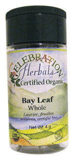 Bay Leaf Whole Organic 4 G