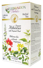 Hibiscus w-Tropical Fruit Org 24 BAG