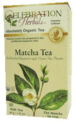 Green Tea Matcha Organic 40 GM