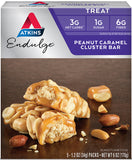 Peanut Caramel Cluster Bar 5-BOX