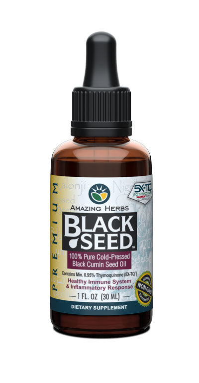 Black Seed Oil (Cumin) 1 OZ