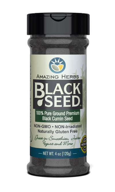 Black Seed Ground Herb 4 OZ