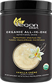 Org VeganSmart Meal French Vanilla 18.2 OZ