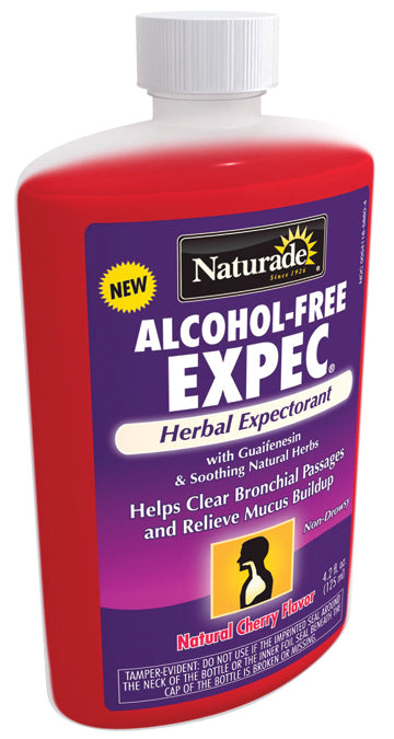 Herbal Expectorant Cherry A.F. 4.2 OZ
