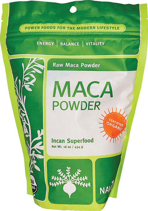 Organic Raw Maca Powder 16 OZ