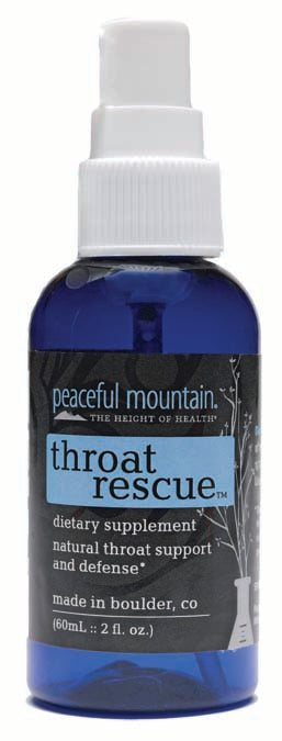 Throat Rescue 2 OZ