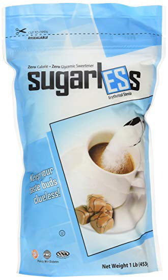 Sugarless Sweetener 1 LB
