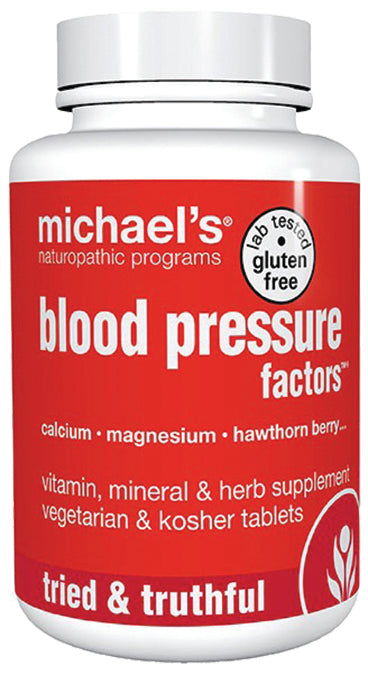 Blood Pressure Factors 60 TAB