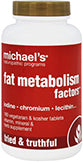 Fat Metabolism Factors 180 TAB