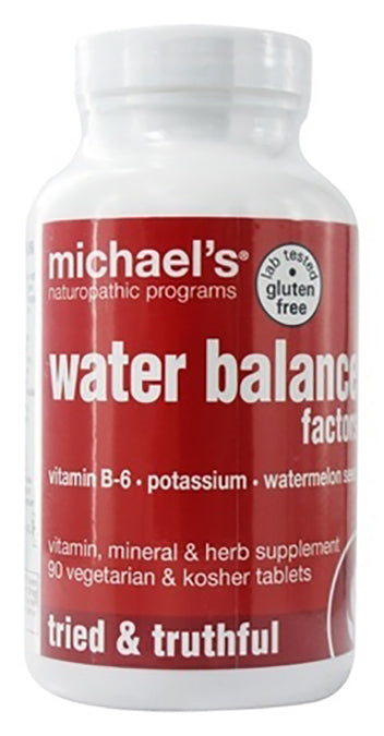 Water Balance Factors 90 TAB