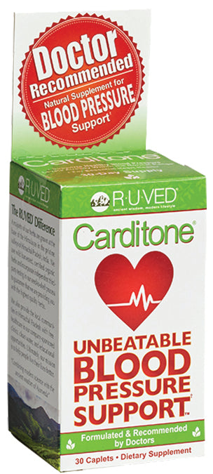 Carditone Blood Press Support 30 CPLT