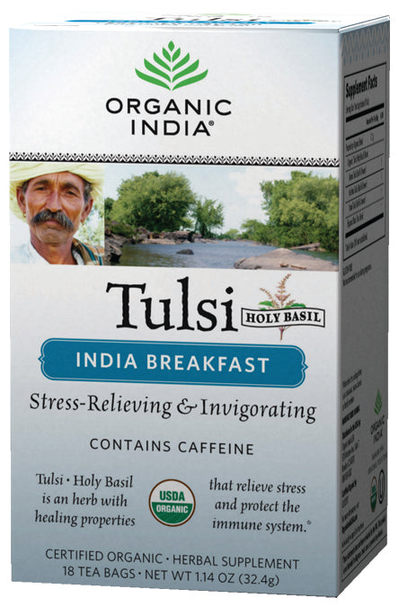 Tulsi Breakfast Tea 18 CT