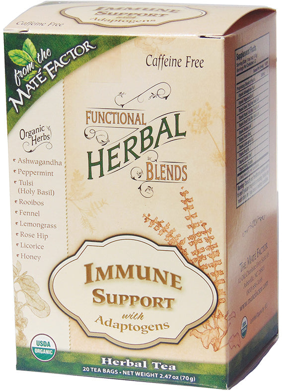 Immune Support w- Adaptogens 20 BAG