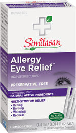 Allergy Eye Relief Single Dose 20 DOS