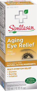 Aging Eye Relief Drops .33 OZ