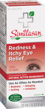 Redness & Itchy Eye Relief .33 OZ