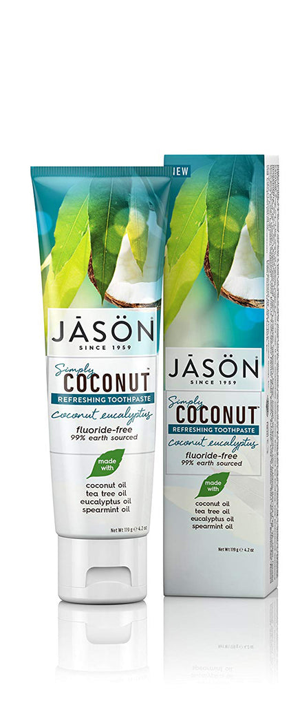 Refresh Coconut Eucaly. Toothpaste 4.2 OZ