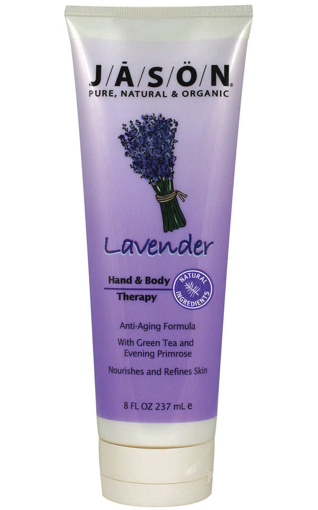 Lavender Natural Hand Therapy 8 OZ